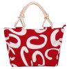 Le créateur estampé marque avec des lettres des sacs à main de femmes de qualité de sac à provisions