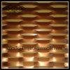 Engranzamento expandido Coaing de alumínio ISO9001 do metal do revestimento do pó da parede de cortina