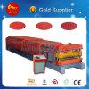 Stahldach-Rolle, die Maschine bildet