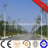 Indicatore luminoso solare di uso LED della via di Wbrda024 40W