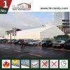toont de Reusachtige Handel van 50mx100m Tent met het Frame van het Aluminium