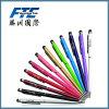 Stylo de boule en plastique bon marché de stylos bille de Resuable de promotion
