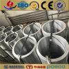 La précision 7075 6063 6061 a modifié le tube d'alliage d'aluminium et la pipe d'alliage d'aluminium de pièce forgéee