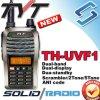 Walkietalkie duplo da faixa UV-F1 do VHF & da freqüência ultraelevada da aprovaçã0 X24-Thuv do CE, do FCC