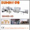 De Sbh450-HD máquina servo do saco de papel completamente