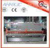 Machine de tonte hydraulique de QC11y, machine de découpage de massicot de plaque en acier,