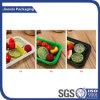 Plateau multicolore en plastique remplaçable d'emballage de fruit