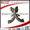 일본 한국 Car (PJABS003)를 위한 석면 Free Semi Metallic Brake Shoe