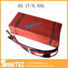 18650 13s4p 48V 8.8ah Li-ion Battery