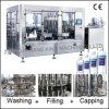 Maquinaria de engarrafamento da água automática da bebida
