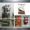Máquina de rellenar vertical de tomate de la bolsita automática de la goma