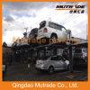 Elevación del vehículo de los niveles del poste dos del estacionamiento 2300kg dos de Mutrade
