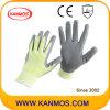 Нейлон трикотажные перчатки из нитрила покрытием промышленной безопасности работы ( 53301NL )null