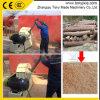 Le bois ferraille le broyeur en bois électrique de logarithme naturel de la machine 800-1200KG/H de défibreur
