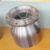 Pieza de acero fundido de bastidor del metal