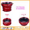 Algemeen begrip 3 in 1 Lens van de Camera van de Klem voor Mobiele Telefoon