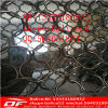 Metallo Ring Mesh per Decoration