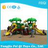 子どもだましのゲームの屋外の運動場装置、子供の屋外の運動場の完全なプラスチックシリーズ(FQ-19801)