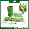 음료 포장을%s 인쇄된 수축 포장 레이블