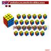 Вечеринка по случаю дня рождения поставляет игру головоломки кубиков головоломки поставк школы мега (G8047)