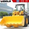 De hydraulische Chinese Compacte Lader van het Wiel met Beste Prijzen voor Verkoop