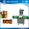 Оборудование Vacuumize вакуума стеклянной бутылки автоматической еды/опарника/контейнера покрывая