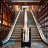 Эскалатор спирали магазинной тележкаи лифта