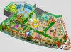 子どもだましのゲームの屋内遊園地装置