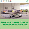 Sofa de tissu de modèle moderne de meubles de salle de séjour