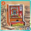 As moedas plásticas as mais atrasadas de Inser do gabinete da máquina de entalhe