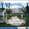 Belüftung-Iglu-aufblasbares freies Zelt anpassen