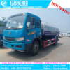 16000liters鋼鉄FAWは液体オイルの輸送のタンク車の販売を使用した