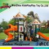 Equipamento ao ar livre do campo de jogos do parque de diversões novo