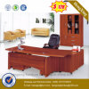 Bureau de bureau exécutif de bois à la vente chaude Brown Brown (HX-SD006)