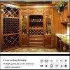 Edler Qualitäts-festes Holz-Wein-Schrank