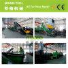 Máquina de reciclaje plástica de la película que estira de la basura del LDPE del PE