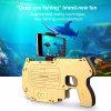 Het houten het Ontspruiten Bluetooth Kanon van AR van de Speler van het Spel voor Spelen Vr
