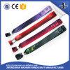 Gesponnener Gewebewristband-Zoll RFID mit Plastikzusatzgerät