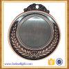 Morire la medaglia in bianco in lega di zinco del metallo di sport dell'inserto del getto di onore
