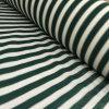녹색과 백색 줄무늬 그늘 그물세공