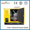Potência Soundproof Genset do gerador Diesel do motor 50kw de Yuchai