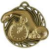 Medalhão superior personalizado da liga do zinco do bronze do Sell