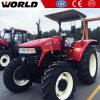 110HP de Tractor van het landbouwbedrijf met het Ploegen van Tractor