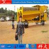 Tela aluvial do cilindro da mineração do ouro de China
