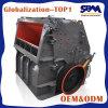 Broyeur à percussion horizontal certifié par ISO9001 d'arbre