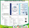 Fácil limpiar para el suelo ambiental del PVC del uso comercial