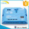 태양 30A 12V/24V USB 5V/1.2A 또는 LED Ls3024EU를 가진 관제사 운전사