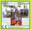 Forno de fumo da salsicha automática do aço inoxidável em China