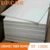 доска керамического волокна силиката изоляции жары 1260c алюминиевая