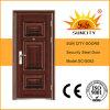2016 새로운 Design High Quality Steel 안전 Door (SC-S082)